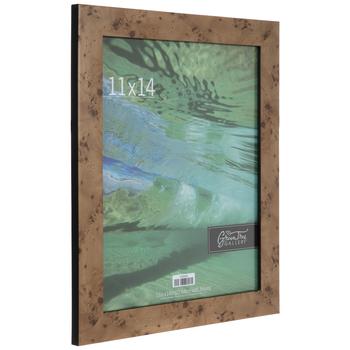 Burl Wood Look Wall Frame