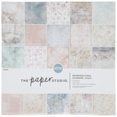 """Shabby Chic Cardstock Paper Pack - 12"""" x 12"""""""