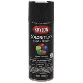 Oil Rubbed Bronze Krylon ColorMaxx Metallic Spray Paint & Primer