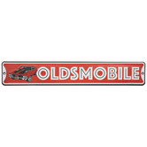 Oldsmobile Metal Sign