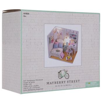 Miniature Girl's Bedroom Kit