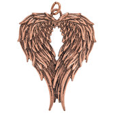 Wings Heart Pendant