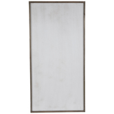 Whitewash Blank Sign Wood Wall Decor