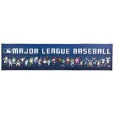 MLB Mascots Canvas Wall Decor