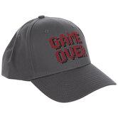 Game Over Baseball Cap