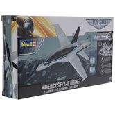 Top Gun Maverick's F/A-18 Hornet Model Kit
