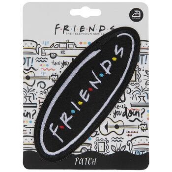 Friends Logo Iron-On Applique