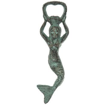Mermaid Metal Bottle Opener