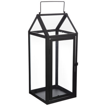 Black House Metal Lantern