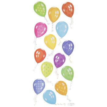 Shiny Balloons Stickers