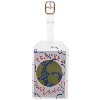 Travel & Unravel Luggage Tag