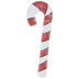 Candy Cane Foam Stickers