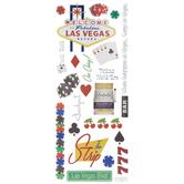 Las Vegas Vacation Stickers