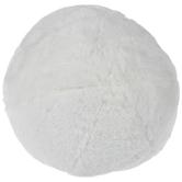 Snowball Pillow