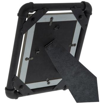 """Metal Piping Frame - 5"""" x 7"""""""