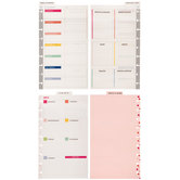 Dry Erase Board Happy Planner Inserts
