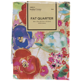 Multi-Color Floral Fat Quarter