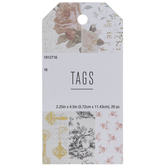 Victorian Craft Tags