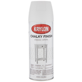 Classic White Krylon Chalky Finish Spray Paint