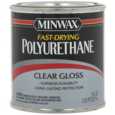 Minwax Polyurethane Wood Finish