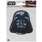 Darth Vader Iron-On Applique