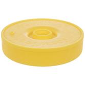 Yellow Tortilla Warmer