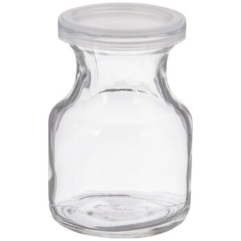 Glass Milk Bottle