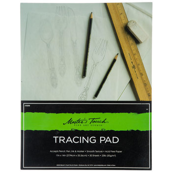 Master's Touch Tracing Paper Pad