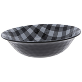 Buffalo Check Bowl