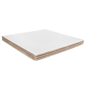 """White Square Cake Boards - 12"""" x 12"""""""