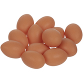 Miniature Brown Eggs