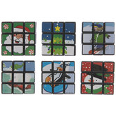 Christmas Puzzle Cubes