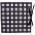 Black & White Gingham Scrapbook Album - 8