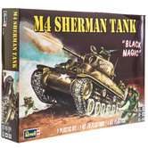 M4 Sherman Tank Model Kit