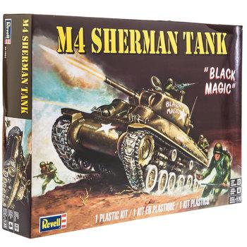M4 Sherman Tank Model Kit