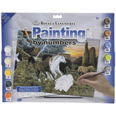 Thunder Run Paint By Number Kit