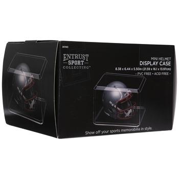 Mini Helmet Display Case