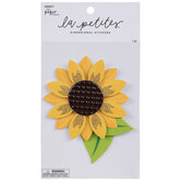 Sunflower 3D Sticker