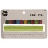 Lime Bobbin Boat