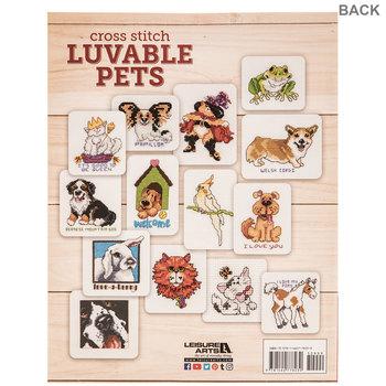 Cross Stitch Luvable Pets