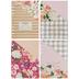 Farmhouse Floral 6-Ring Planner Pocket Folders