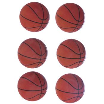 Basketball 3D Stickers