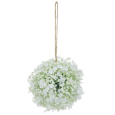 Baby's Breath Kissing Ball