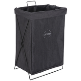 Gray Laundry Hamper