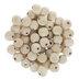 Round Wood Beads