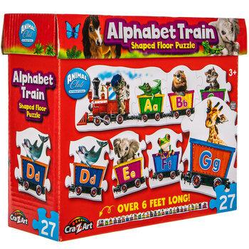Alphabet Train Floor Puzzle