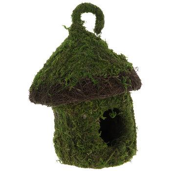 Moss Birdhouse