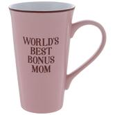 Bonus Mom Mug