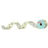"""Pineapple Wired Edge Ribbon - 1 1/2"""""""