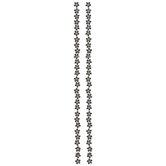 Flower Spacer Bead Strands - 6mm x 6.8mm